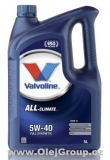 Valvoline All Climate C3 5W-40 5L