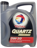 Total QUARTZ INEO FIRST 0W-30 4L