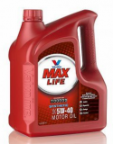 Valvoline Max Life Synthetic 5W-40 4L