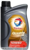 Total Quartz Racing 10W-60 5L