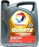 Total Quartz 9000 Energy HKS G310 5W-30 5L